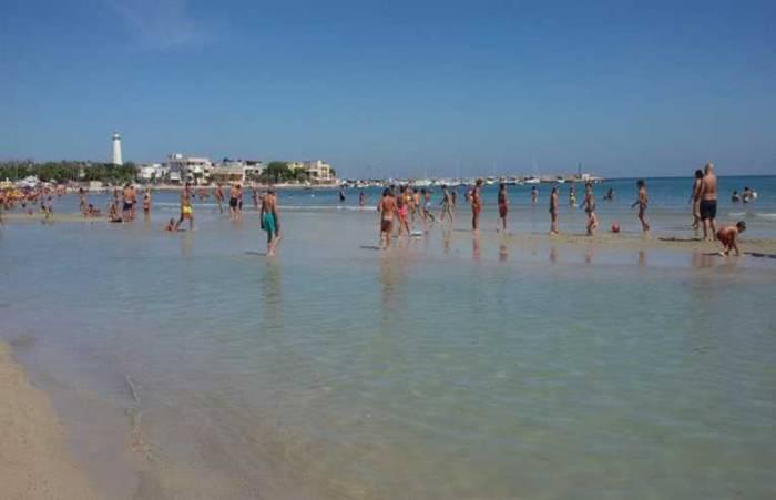 Le spiagge pi belle della Puglia la terra di Bari e l
