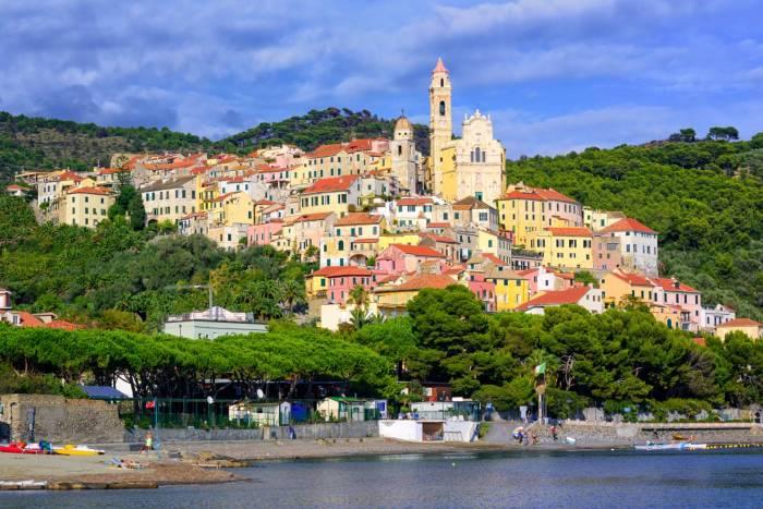 Liguria i pi bei borghi sul mare