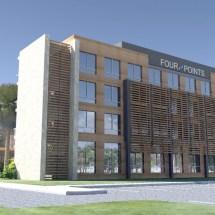 Presidente Medina inaugura hotel Four Points by Sheraton Puntacana Village