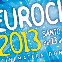 Cartelera de Eurocine 2013 en la Cinemateca