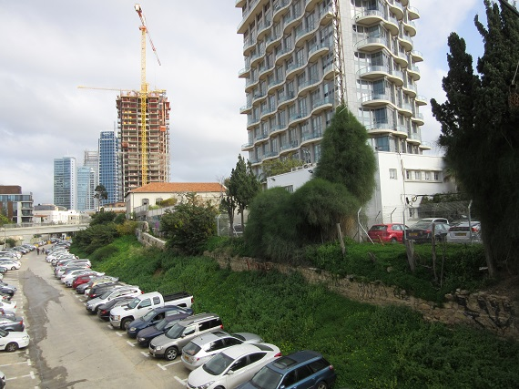 Tel Aviv - German Colony