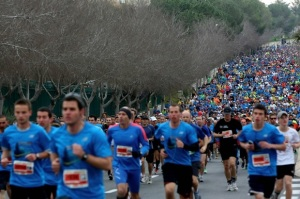 Touring Israel - jerusalem marathon 2015 (3)