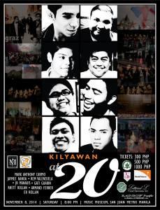 Kilyawan Concert