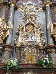 Prayed for all the children of the world to the Infant Jesus of Prague!