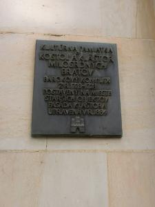Kostol, Bratislava, Slovakia