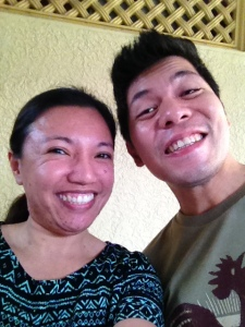 With the rockstar and certified korista, Mcoy Fundales!