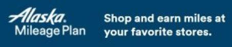 Alaska Mileage Plan Shopping Portal