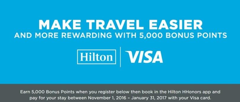 hilton-visa promotion