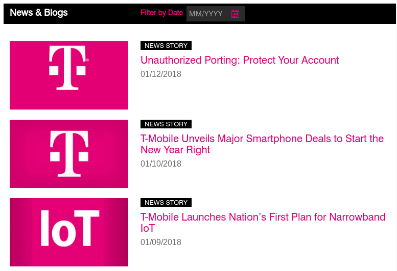 T-Mobile international Roaming Outage