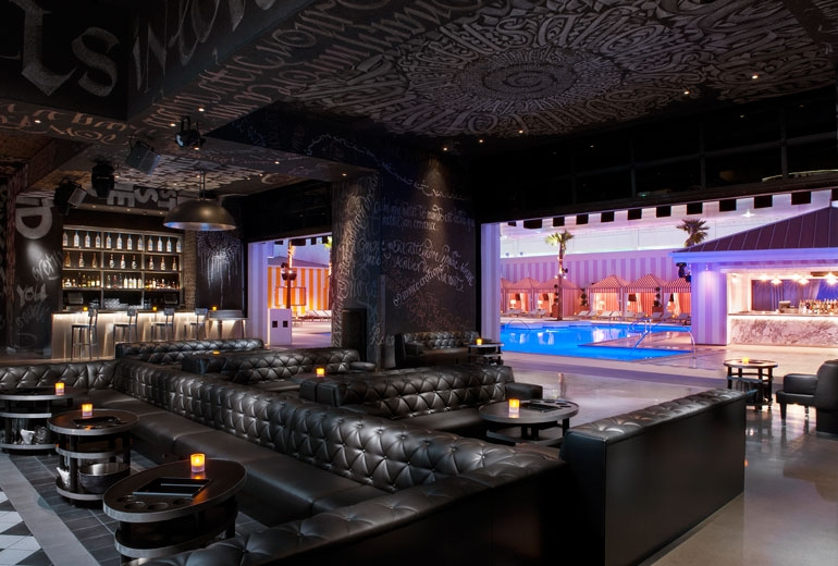 SLS Las Vegas Foxtail Club
