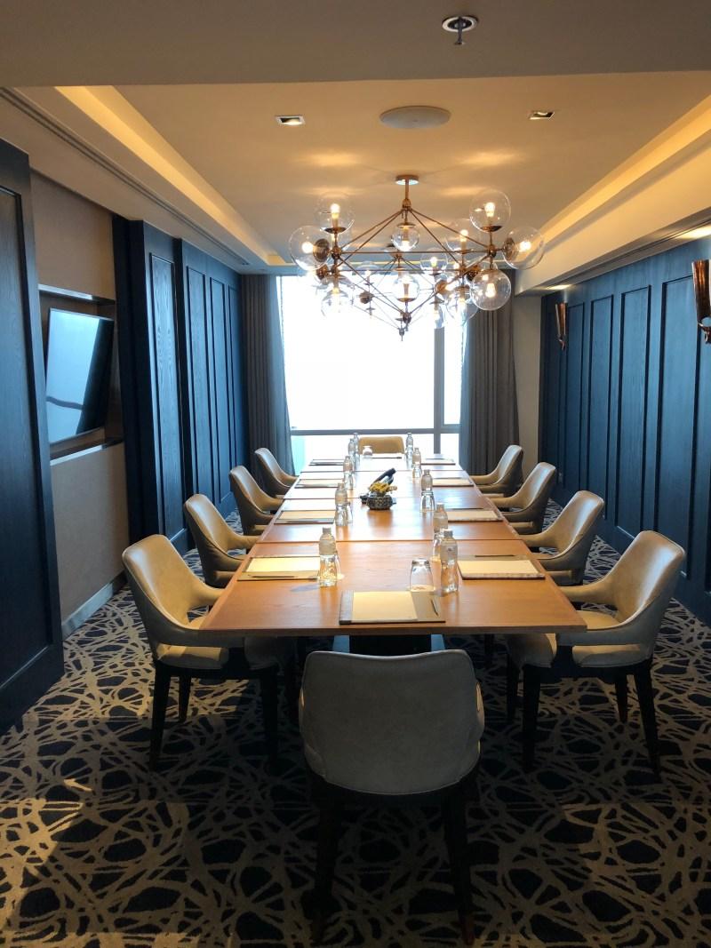 Marriott The Surawongse M Club BoardRoom