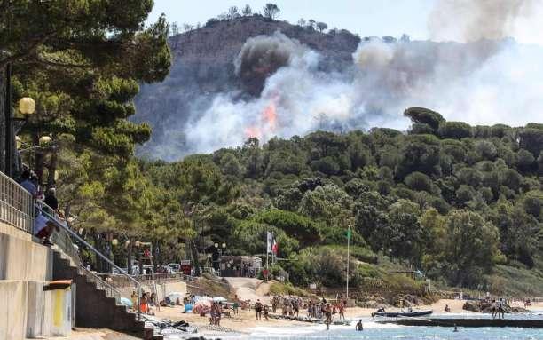 Tourism Endangered across France's southeastern regions