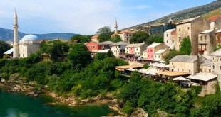 المناطق السياحية في البوسنة