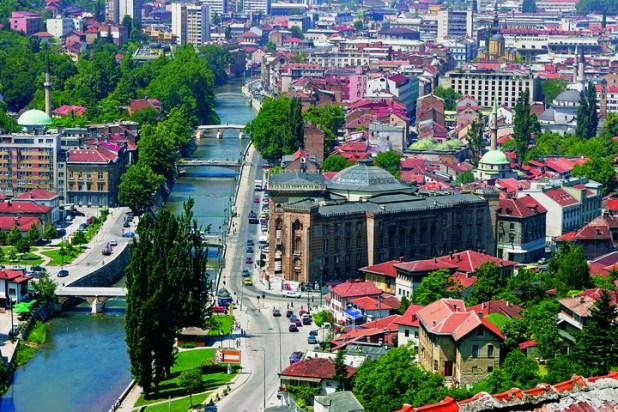 مدينة سراييفو
