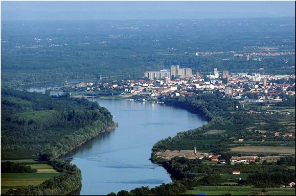 مدينة Brčko