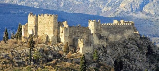 قلعة BLAGAJ