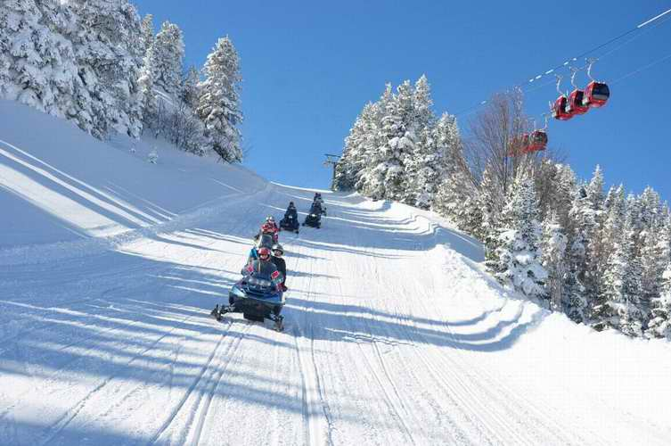 روعة السياحة في سراييفو و التزلج على الجبال السياحة في البوسنة