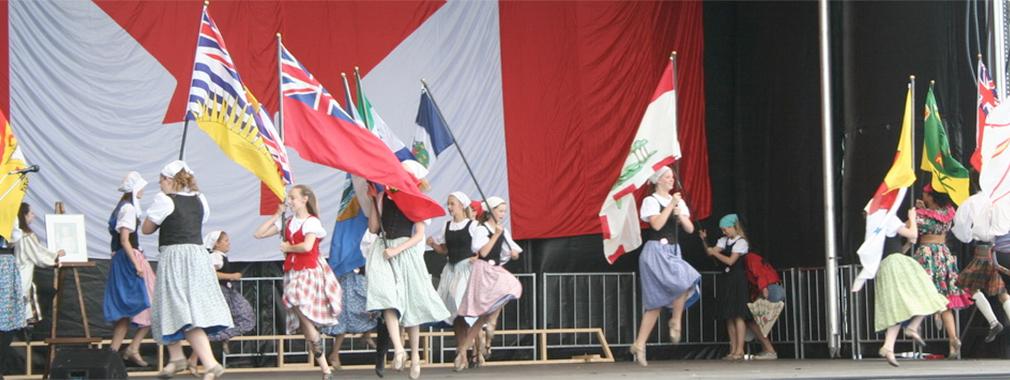 Canada Day Opening Ceremonies