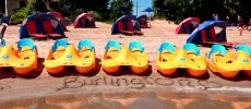 Burlington Beach Rentals_Paddle Boats