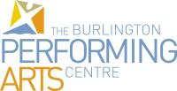 burlington performing arts centre logo