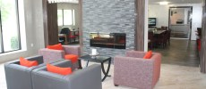 Comfort Inn_Burlington_Lobby
