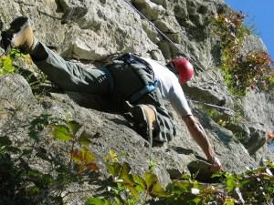 Rock Climbing - Mt Nemo