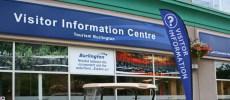 Visitor Information Centre 414 Locust St.