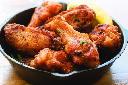 Chicken wings - Barque