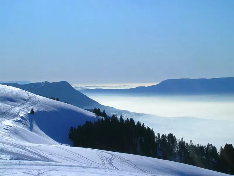 Fête de la neige au Semnoz