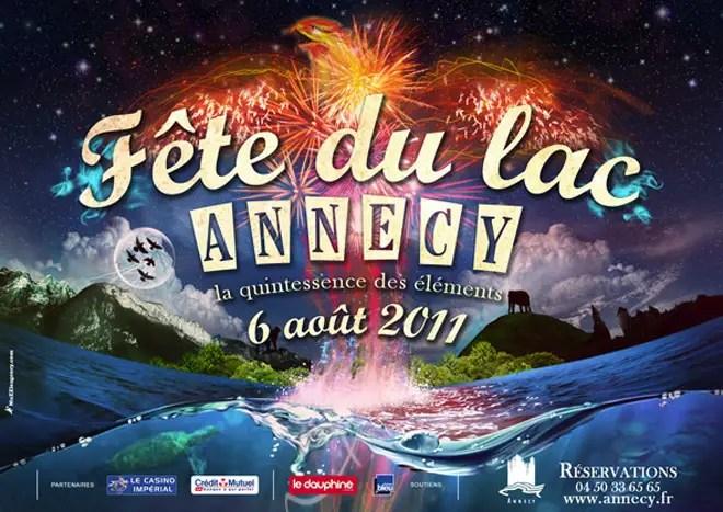 Fête du lac 2011 : «La quintessence des Éléments»