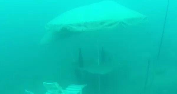 Le bar sous-marin