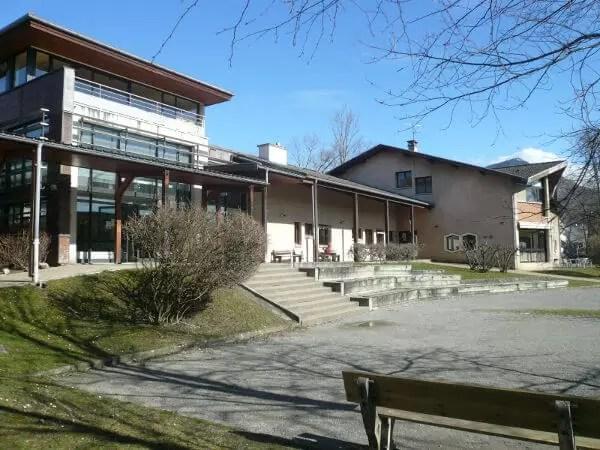 hébergement de groupes Annecy
