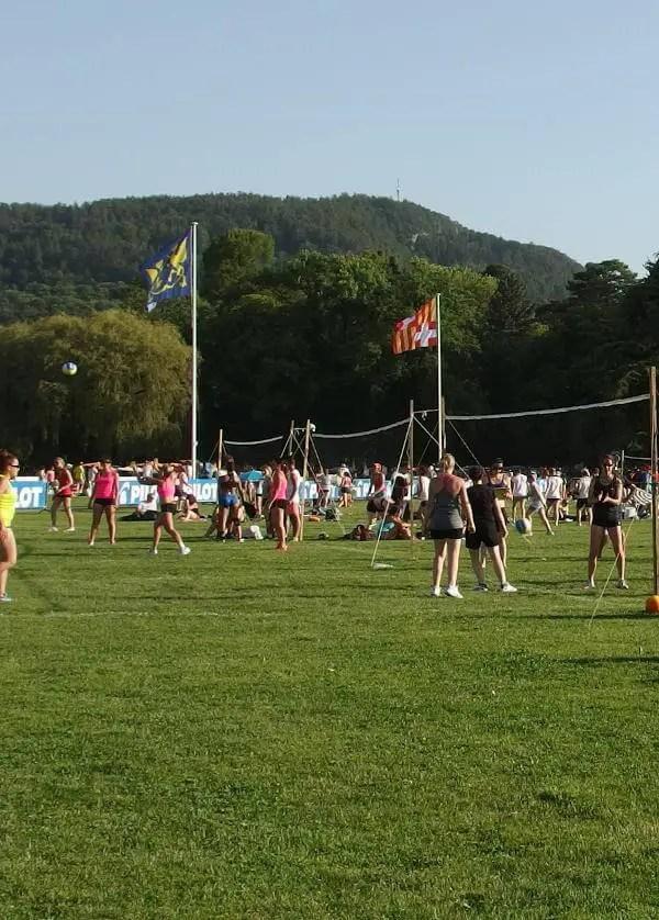 Tournoi de Volley d'Annecy 2020