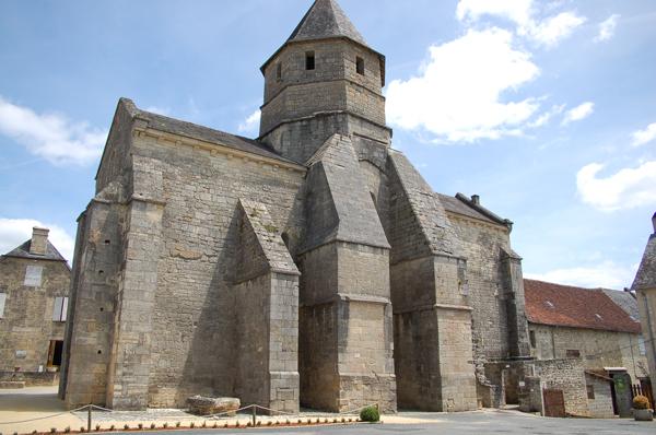 Eglise Romane De Saint Robert SAINT ROBERT Tourisme En