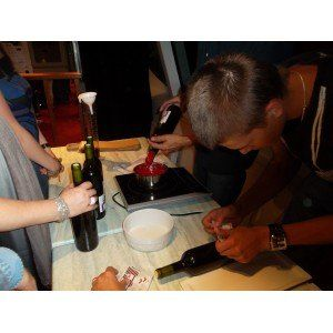 Croisire atelierdgustation de vin sur la Seine