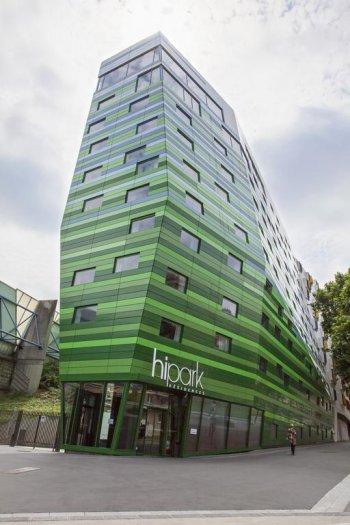 Appart htel Hipark Paris  La Villette  19e arrondissement