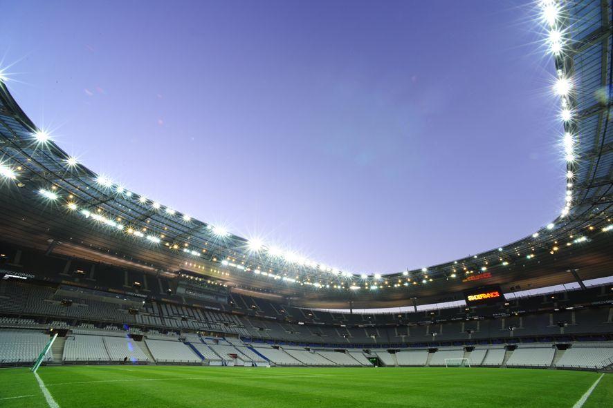 Circuit groupes soire visite nocturne au Stade de France