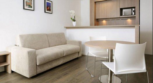 Residhome Appartements Hotel  Roissy Village prs CDG