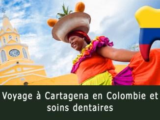 Voyage à Cartagena de Indias en Colombie