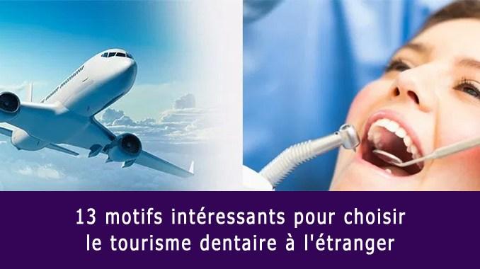 Tourisme dentaire à l'étranger