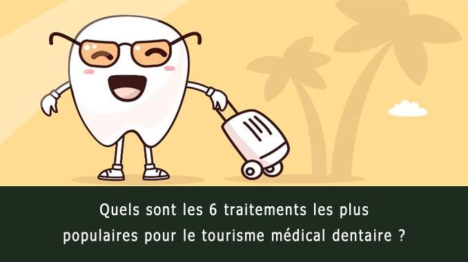 Tourisme médical dentaire