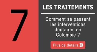 Traitements dentaires en Colombie