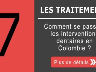 Traitements dentaires en Colombie