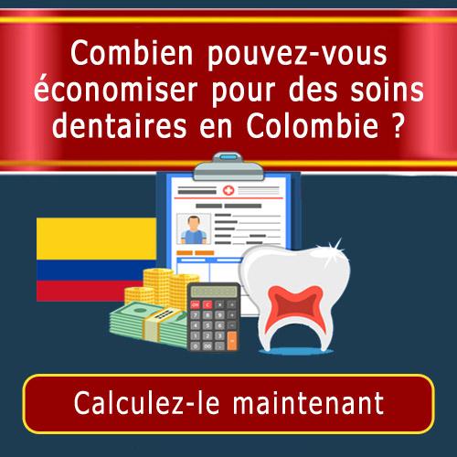 Calculateur d'économie en soins dentaires