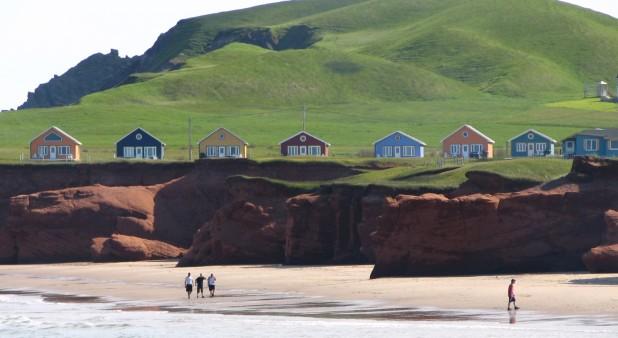 Le Domaine des Vacanciers  Chalets appartements rsidences de tourisme  Hbergement aux les