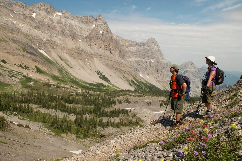 Heikos Trail  Mountain Lakes Trail in Fernie BC