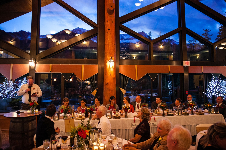 Cirque Restaurant at Lizard Creek Lodge  Fernie BC