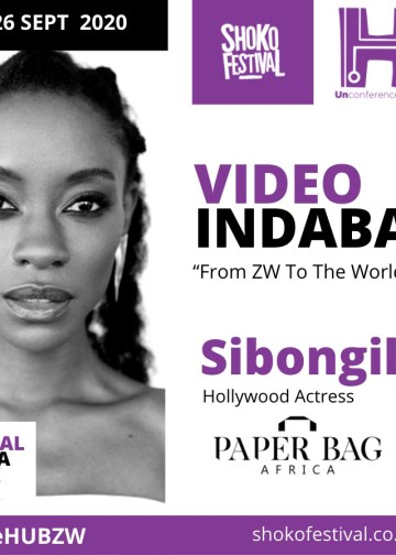 Siren actress Sibongile Mlambo speaks at Hub Unconference | Tourism Focus