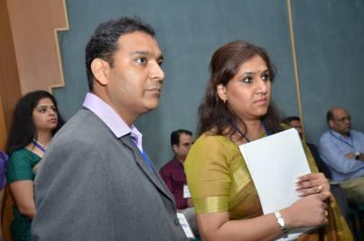 Vikas Khanduri & Aashima Khanduri