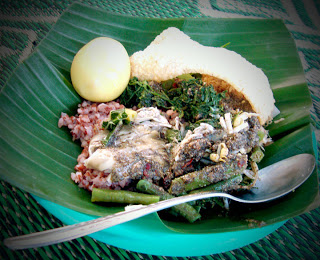 pecel ndeso of Solo culinary tourism
